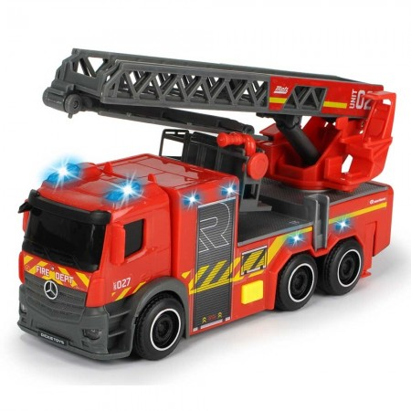 Masina de pompieri Dickie Toys Mercedes-Benz City Fire Ladder*