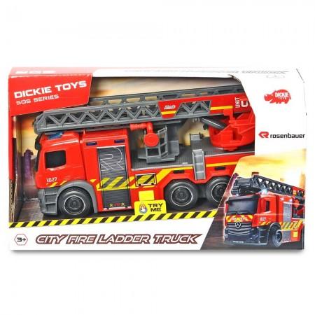 Masina de pompieri Dickie Toys Mercedes-Benz City Fire Ladder*