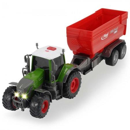 Tractor Dickie Toys Fendt 939 Vario cu remorca 41 cm*