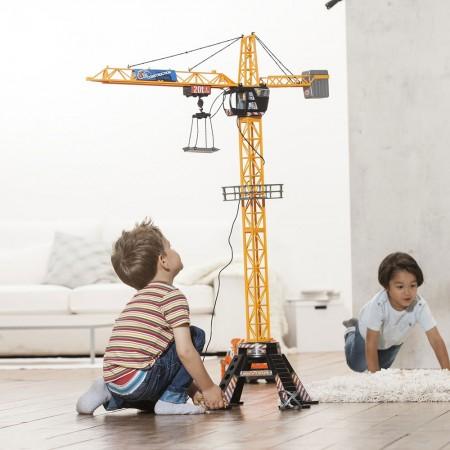 Jucarie Dickie Toys Macara Mega Crane cu telecomanda*