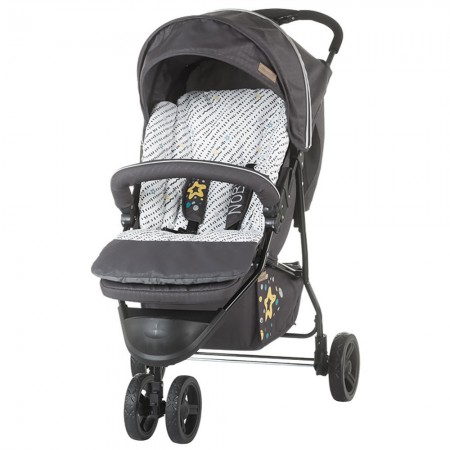Carucior sport Chipolino Noby granite grey*