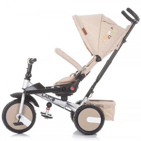 Tricicleta Chipolino Largo mocca*