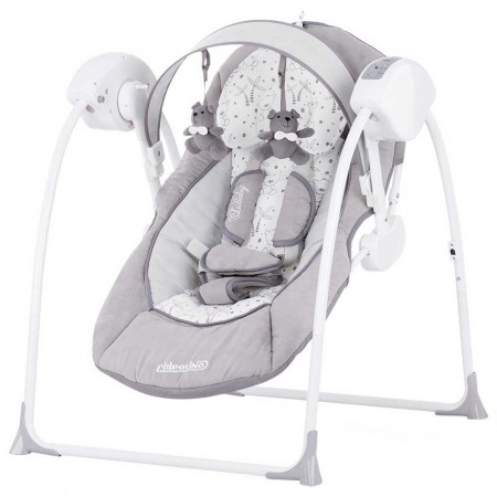 Leagan electric Chipolino Lullaby grey*