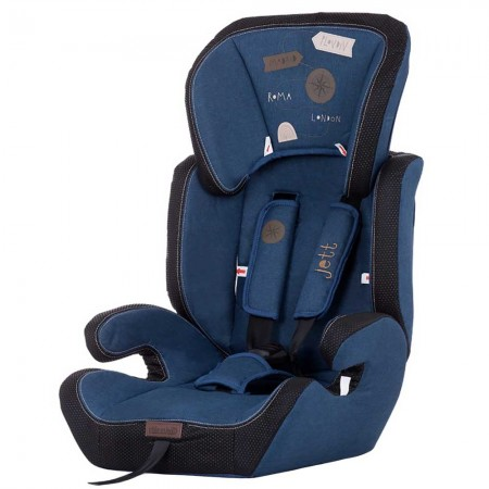 Scaun auto Chipolino Jett 9-36 kg blue denim*