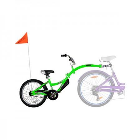 Bicicleta Co-Pilot Verde WeeRide WR06GR*