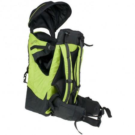 Rucsac transport copii Deluxe  Guto GT001, verde*