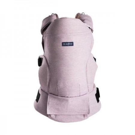 Marsupiu Ergonomic Embrace N24 Melange Womar Zaffiro 3-Z-NE-N24, roz*