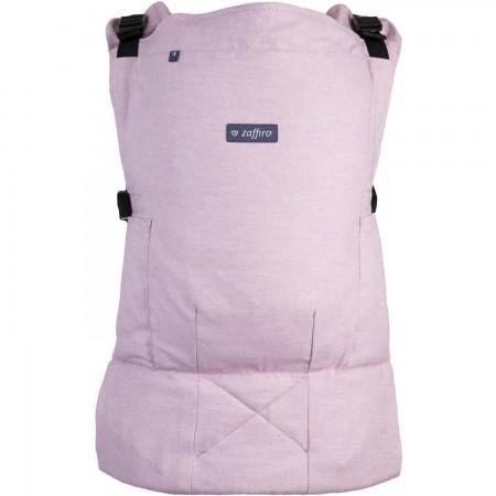 Marsupiu ergonomic ajustabil Smart N26 Womar Zaffiro 3-Z-NE-N26, melange pink*