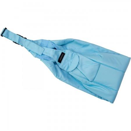 Marsupiu Banana N11 Womar Zaffiro AN-NN-11, albastru deschis*