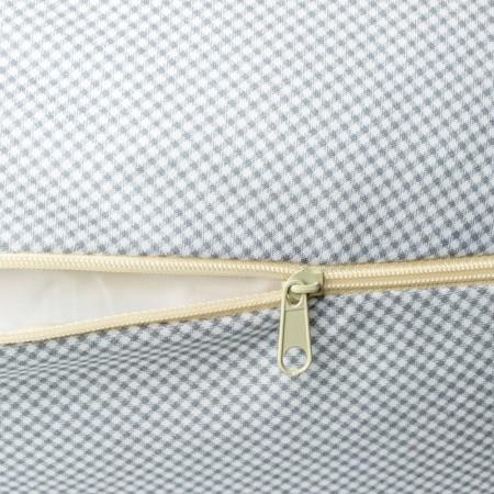 Perna pentru gravide si alaptat COMFORT GRID 170 cm cu poliester Womar Zaffiro AN-PK-17GR*