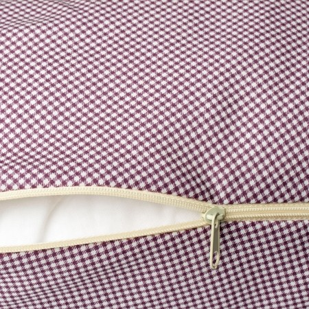 Perna pentru gravide si alaptat COMFORT GRID 170 cm cu poliester Womar Zaffiro AN-PK-17GR, mov*