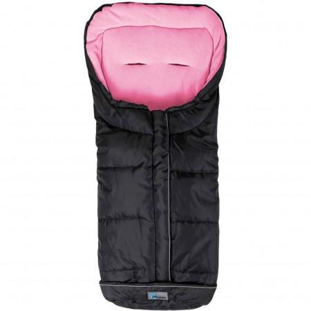 Sac de iarna pentru carucior XL Active Line  Altabebe AL2203XL, negru/roz*