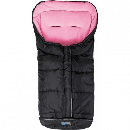 Sac de iarna pentru carucior Active Line  Altabebe AL2203, negru/roz*