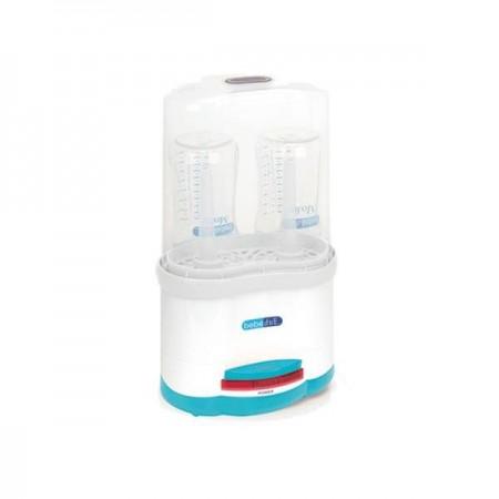 Sterilizator electric cu aburi 2 biberoane  BebeduE BD80106*