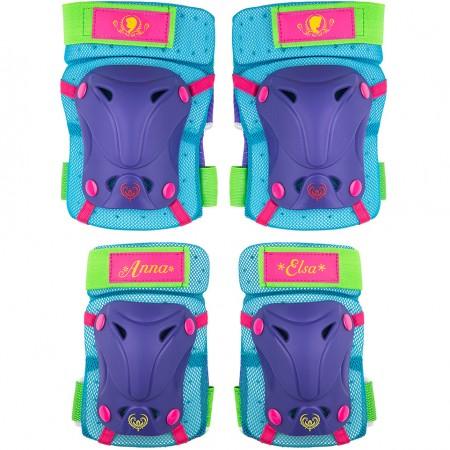 Set protectie Skate Cotiere Genunchiere Frozen Seven SV9024*