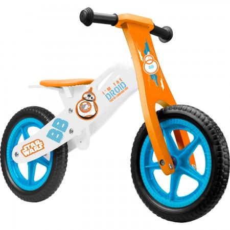 Bicicleta din lemn fara pedale 12 Star Wars Seven SV9911*