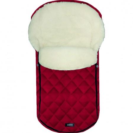 Sac de iarna Lambette Exclusive N61 din lana oaie Womar Zaffiro AN-SW-61, rosu inchis*
