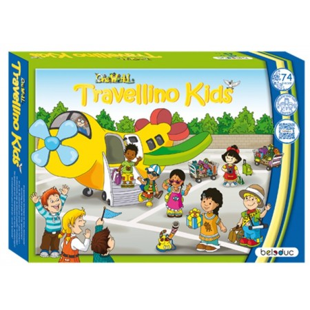 Joc Travellino Kids Beleduc