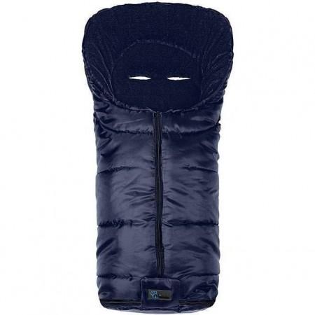 Sac de iarna pentru carucior Active Collection Altabebe AL2202AC, albastru inchis*