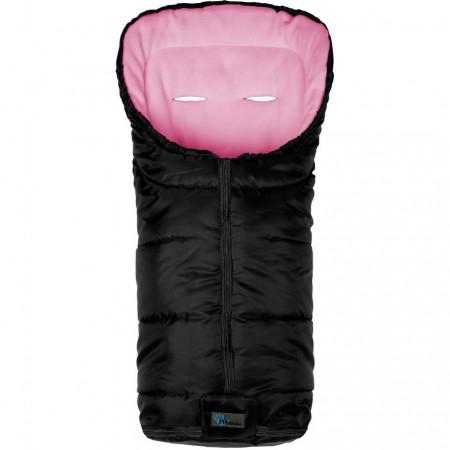 Sac de iarna pentru carucior Active Collection Altabebe AL2202AC, negru/roz*