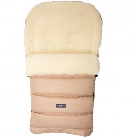 Sac de iarna iGrow Eco din lana oaie Womar Zaffiro 3Z-SW-20M, bej*