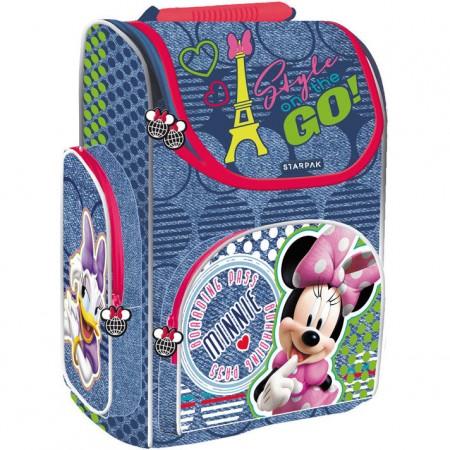 Ghiozdan pentru copii cu carcasa tare Minnie 37 cm SunCity SPK372487*