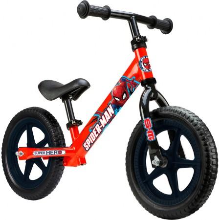 Bicicleta fara pedale 12 Spiderman Seven SV9944*