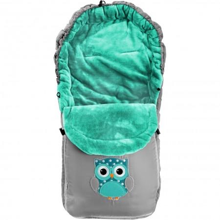 Sac de iarna OWL Tutumi TT34134, gri/verde*