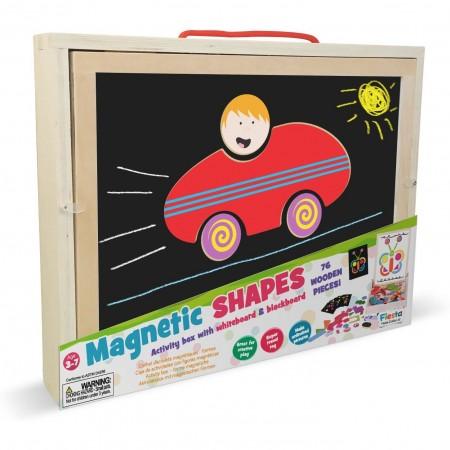 Cutie de activitati cu piese magnetice Fiesta Crafts FCT-2883*