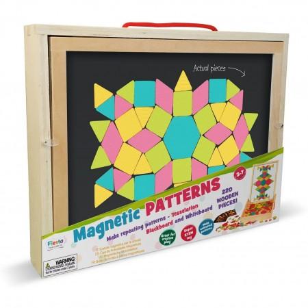 Set magnetic cu forme geometrice Fiesta Crafts FCT-2927*
