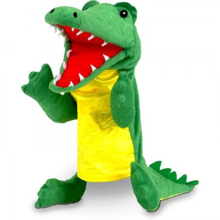 Marioneta de mana Crocodil Fiesta Crafts FCT-2740*