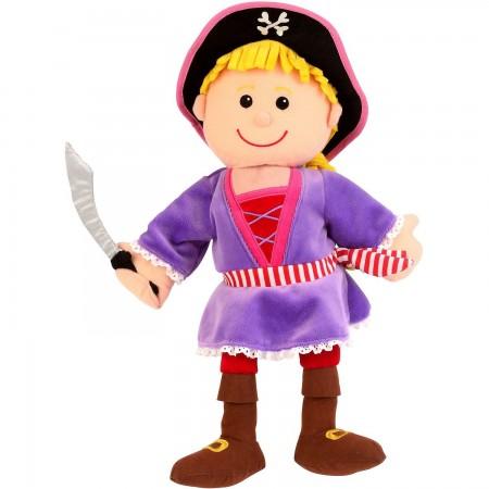 Marioneta de mana Fata Pirat Fiesta Crafts FCT-2750*