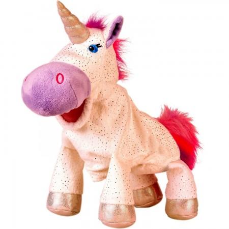 Marioneta de mana Unicorn Fiesta Crafts FCT-2798*