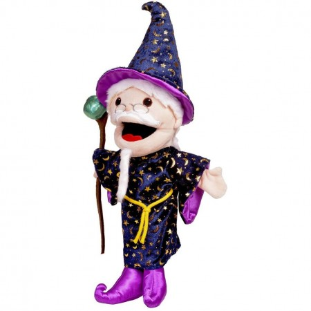 Marioneta de mana Vrajitor Fiesta Crafts FCT-3024*