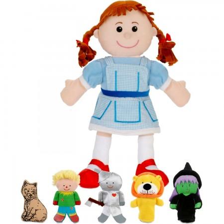 Set Marionete Vrajitorul din Oz Fiesta Crafts FCT-2689*