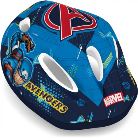 Casca de protectie Avengers Seven SV9056, albastru*