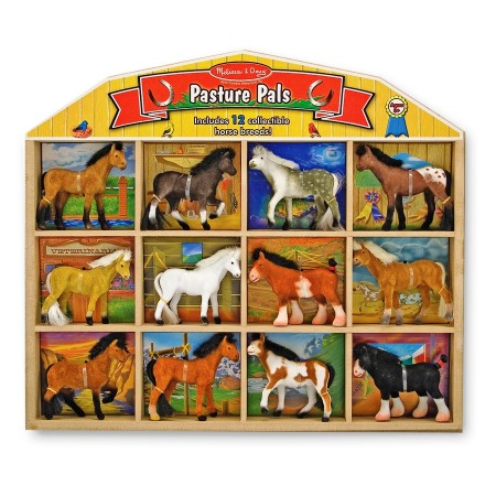 Rase de caluti Melissa and Doug