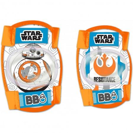 Set protectie Cotiere Genunchiere Star Wars Seven SV9038*