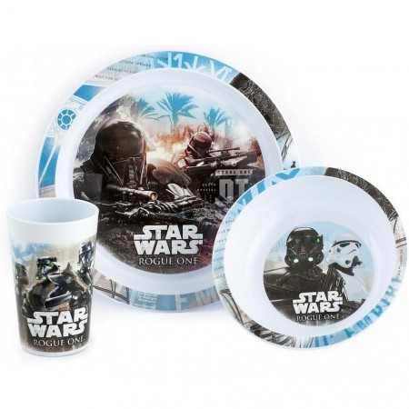 Set 3 piese Star Wars Lulabi 8330700*