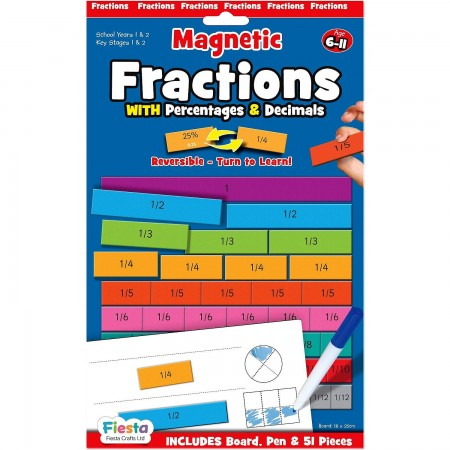 Set magnetic Fractii Fiesta Crafts FCT-2679*