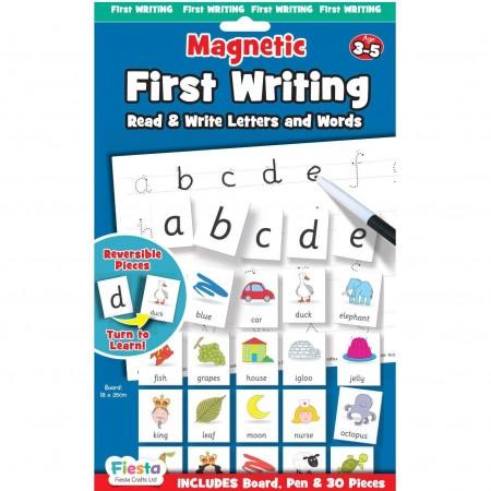 Set Magnetic Primele notiuni de scris Fiesta Crafts FCT-2809*