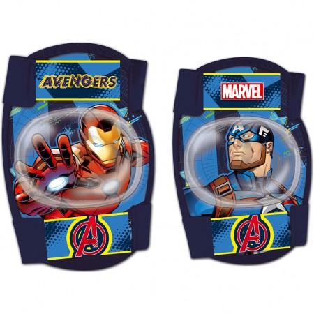 Set protectie Cotiere Genunchiere Avengers Seven SV9062*
