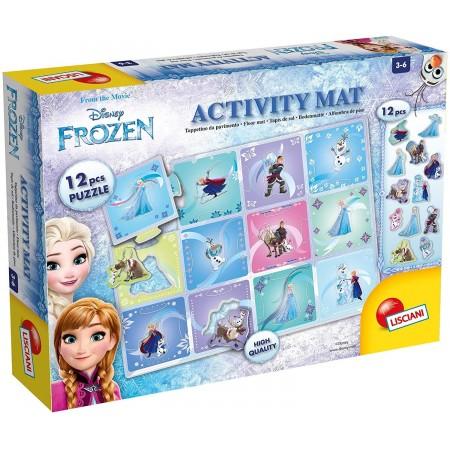 Puzzle de podea -  Frozen (12 piese), Lisciani*