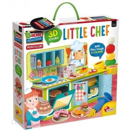 Joc Montessori - Micutul bucatar, Lisciani*