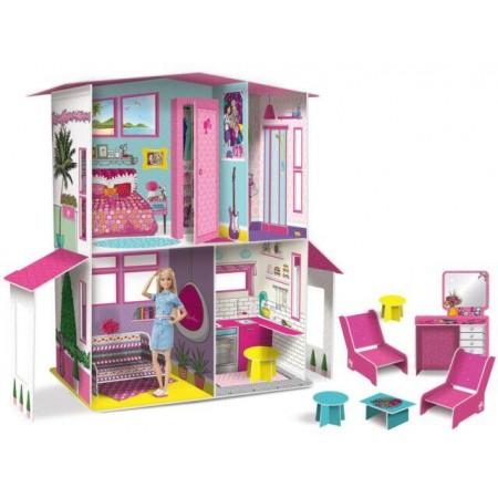 Casuta de vis - Barbie, Lisciani*