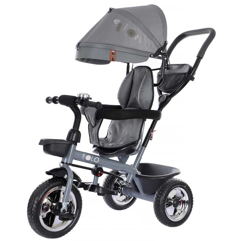 Tricicleta Chipolino Polo grey*