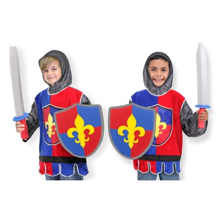 Costum carnaval copii Cavaler Melissa and Doug