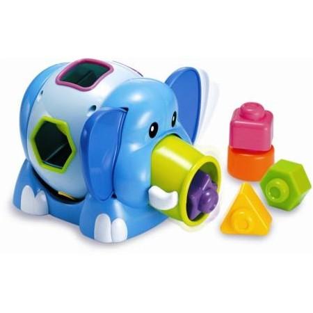 Miniland - Elefant cu forme