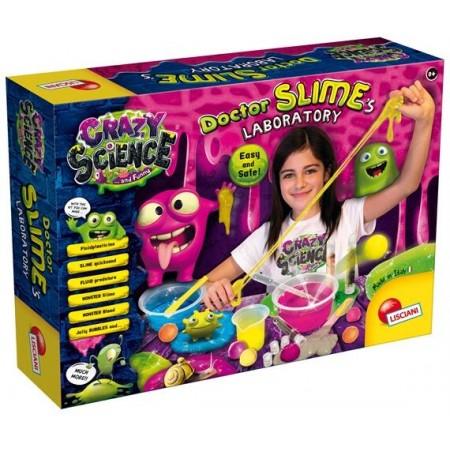 Experimente geniale - Fabrica de slime, Lisciani*