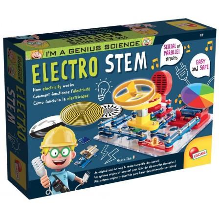 Experimentele micului geniu - Electricitatea, Lisciani*